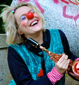 Clownin LOTTE lacht - Kurs Clown