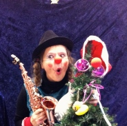 Clownin LOTTEs Sternenzauber