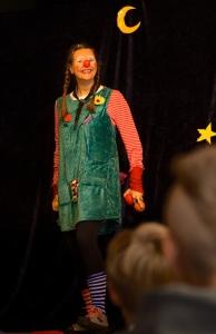 Clown Lotte triumphiert
