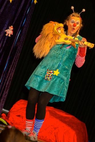 clownin lotte - foto dirk schäfer