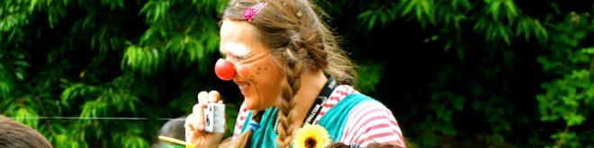 clownin lotte - foto agnes schnieder