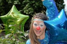 Clownin Lotte vom STERN Portrait