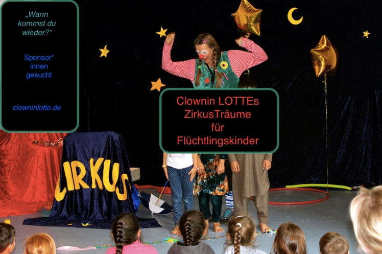 Lotte.saxofool.flüchtlingskinder.9.17