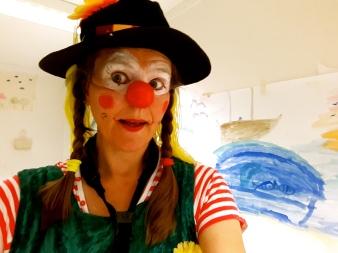 Clowntheater für Flüchtlingskinder Hamburg