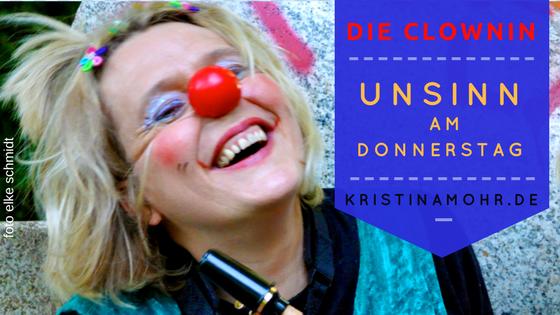 fb-Die Clownin-Unsinn